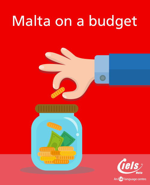 Being an English student in Malta on a budget